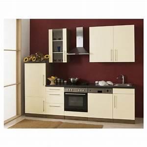 Küche 280 Cm : mebasa mcukb28nv k che moderne k chenzeile hochwertige einbauk che 280 cm hochglanz k che ~ Markanthonyermac.com Haus und Dekorationen