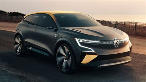 New Renault Megane eVision: concept previews electric ...