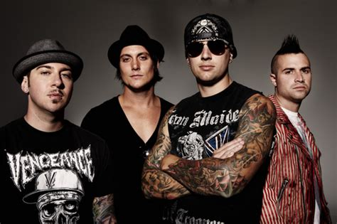 my my story avenged sevenfold