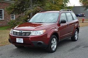 2010 Subaru Forester Manual Transmission