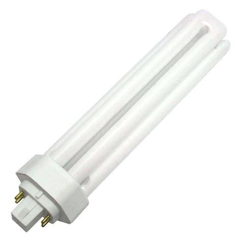compact fluorescent light bulbs bulbrite 524357 cf57t830 e 4 pin base