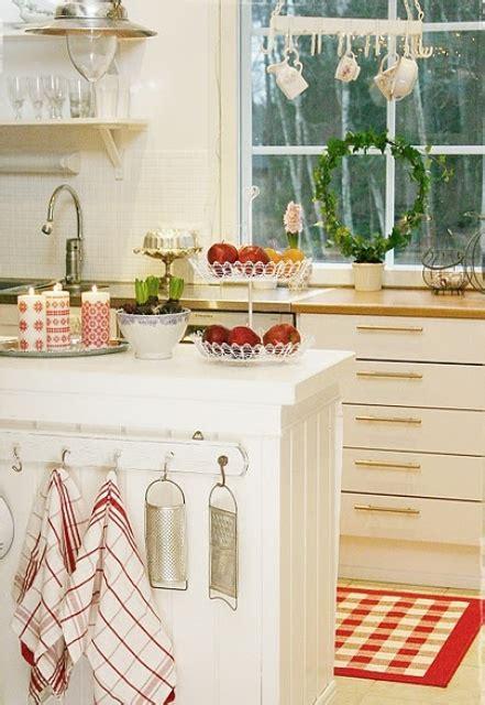 como decorar tu cocina  navidad
