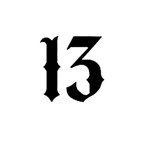 Roman Numeral Stencil Printable
