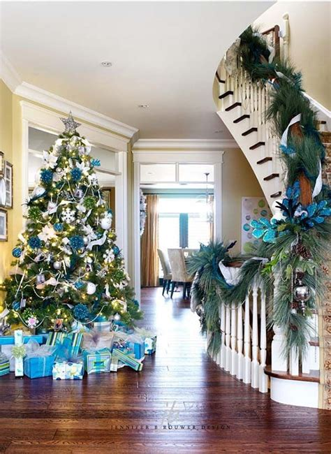 christmas tree designer 50 christmas decorated interiors for a winter 4249