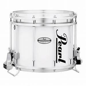 Pearl Championship Maple 14'' x 12'' Marching Snare Drum ...