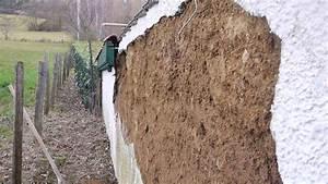 Mur En Pisé : d g ts de l 39 humidit sur les murs en pis youtube ~ Melissatoandfro.com Idées de Décoration