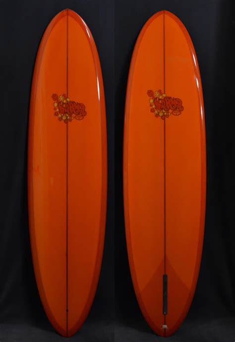 bing karma surfboard shaped  californian shaper