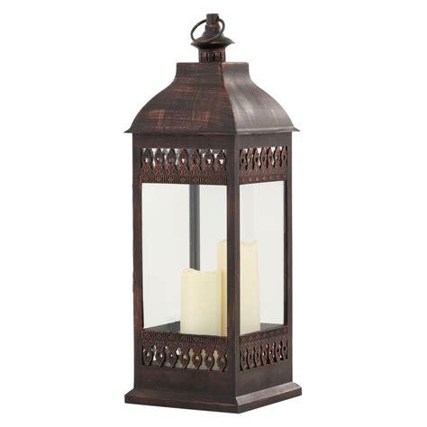 led kitchen faucets smart design san nicola bronze led candle lantern