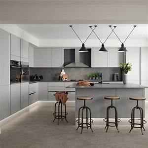 L, Shaped, Kitchen, Ideas