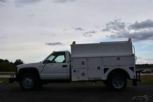 94 Gmc 3500 Service Body  Manual 73k Miles