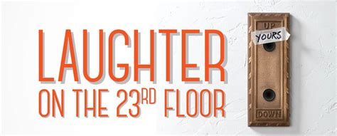 eclectic theatre co laughter on the 23rd floor