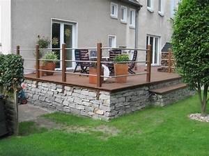 Gartengestaltung Mit Holz : gartengestaltung mit holz und kies landschaftsbau in essen von gartengestaltung allmer galerie ~ Watch28wear.com Haus und Dekorationen