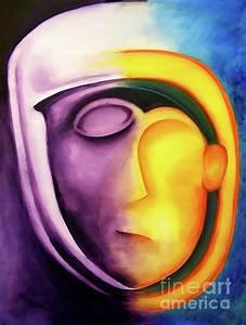 Abstract Face by Ariela Baranov