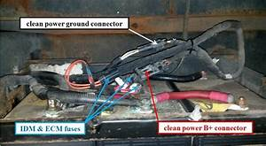 2006 International 4100 Vt365 Pto Wiring Diagram