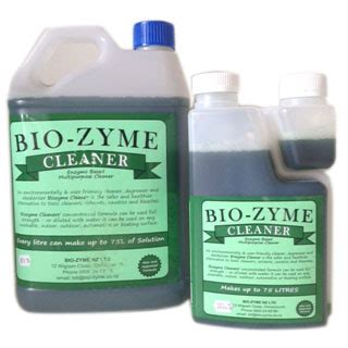 Bio Zyme Cleaner Enzyme Based 20l  Northland Cleaning