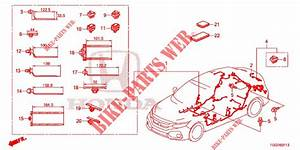 Wire Harness  4   Rh  For Honda Cars Civic Type R 5 Doors