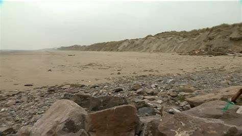 les dunes de quend plage ont recule sous leffet de la