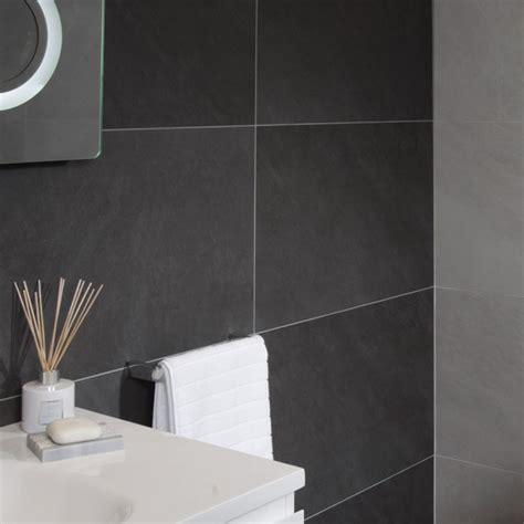 large format ego coal glazed porcelain wall floor tile