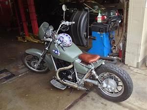 Honda Shadow Vt700c Bobber