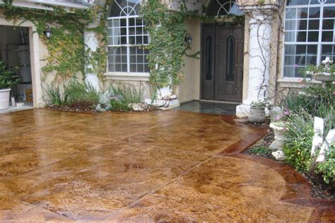 localnear  stained concrete patios floors contractors