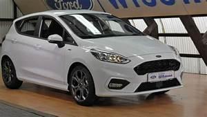Ford Fiesta St Line Moteur : ford fiesta st line gahjhk62619 frost wei autohaus wissmann youtube ~ Medecine-chirurgie-esthetiques.com Avis de Voitures