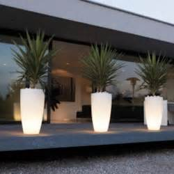 soft high light eclectic outdoor lighting by posh patio