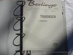 Manual De Taller Citro U00ebn Berlingo