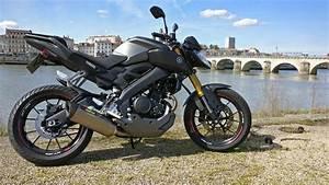 Yamaha Mt 125 Sportauspuff : ma nouvelle moto yamaha mt 125 youtube ~ Kayakingforconservation.com Haus und Dekorationen