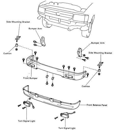 Repair Guides Exterior Front Rear Bumper