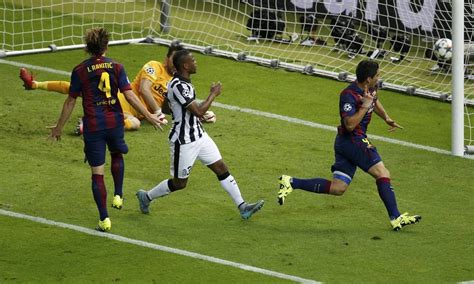 Juventus 0-0 Barcelona Video Highlights