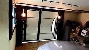 Probleme Fermeture Porte De Garage Basculante : ouverture fermeture porte basculante 2 youtube ~ Maxctalentgroup.com Avis de Voitures