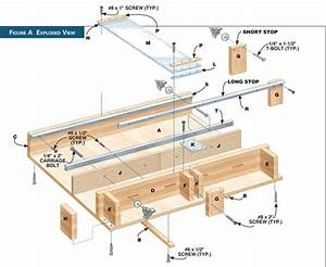 Table Saw Sled Table Saw Cross Cut Sleds Pinterest