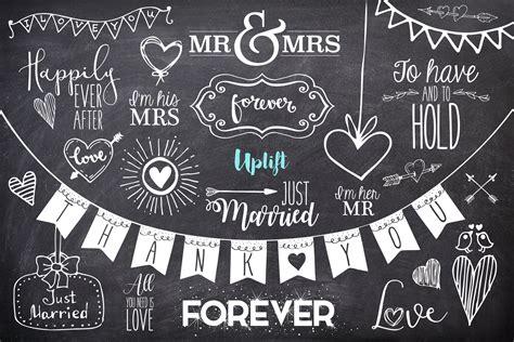 happily   wedding overlays photoshop add ons