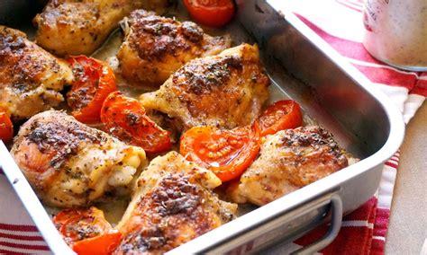 plat a cuisiner rapide recette poulet grillé à la moutarde pretty chef