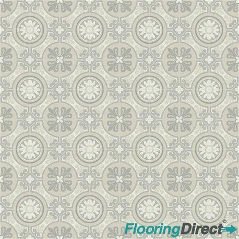 Vinyl Flooring Geometric Mosaic Tile Non Slip Lino Kitchen