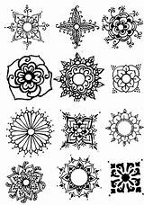 Mandala Mandalas Henna Tattoo Tattoos Mehndi Zentangle Patterns Tatuajes Niños Drawing Manadala Drawings Inspiration Origami Google Doodle Coloring Pattern Zentangles sketch template