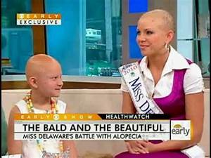 Miss Delaware on CBS' Early Show - YouTube