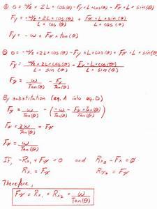 Scissor Lift Jack Equations And Loading Calculator