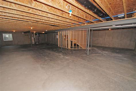 Ideas For Unfinished Basements by Basement Remodel Basement Remodeling Ideas