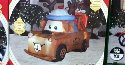 tow mater christmas blow   kids love  christmas