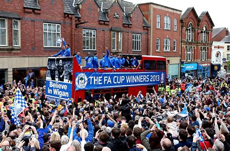 Wigan Athletic: what has gone wrong as the club placed in ...