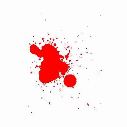 Blood Splat Title Gifimage