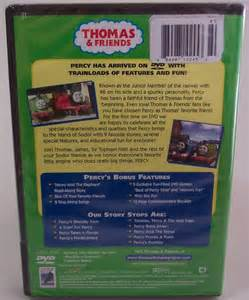Thomas and Friends Best of Percy VHS