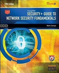 Solution Manual For Comptia Security  Guide To Network