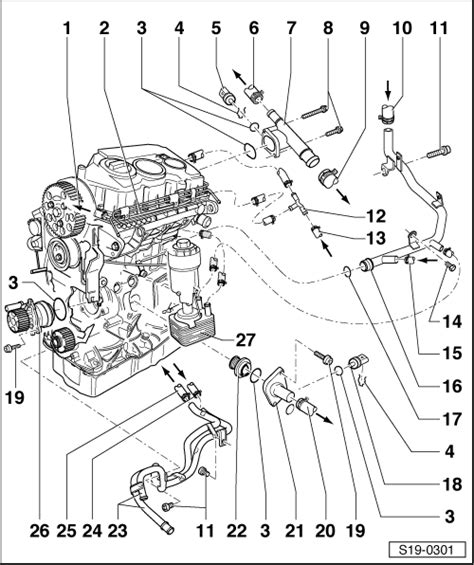 Skoda Workshop Manuals Octavia Drive Unit Engine