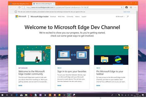 chromium based microsoft edge browser