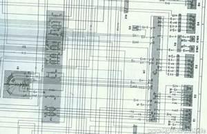 Schaltplan Blinker W124