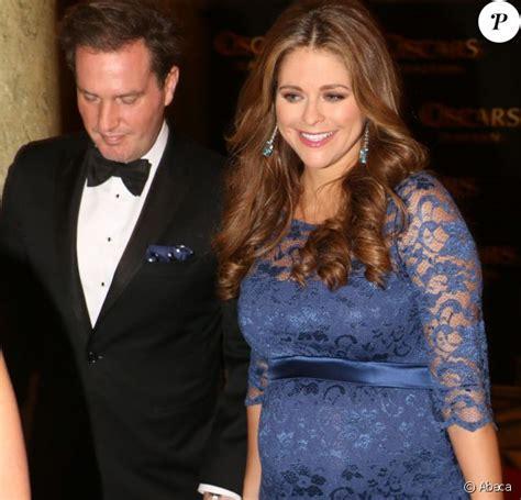 Princesse Madeleine et Chris O'Neill : Leur bébé naîtra à ...