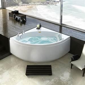 Prix Baignoire Balneo : faites vous le plaisir de la baignoire jacuzzi ~ Edinachiropracticcenter.com Idées de Décoration