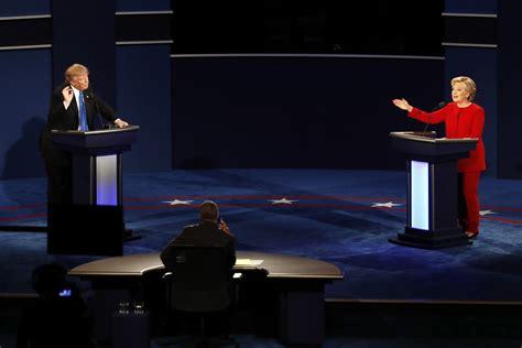 election   presidential debate recap  point